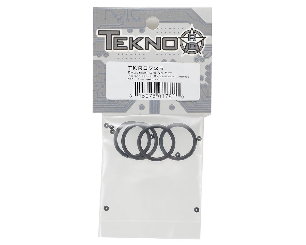 Tekno RC Emulsion O-Ring Set