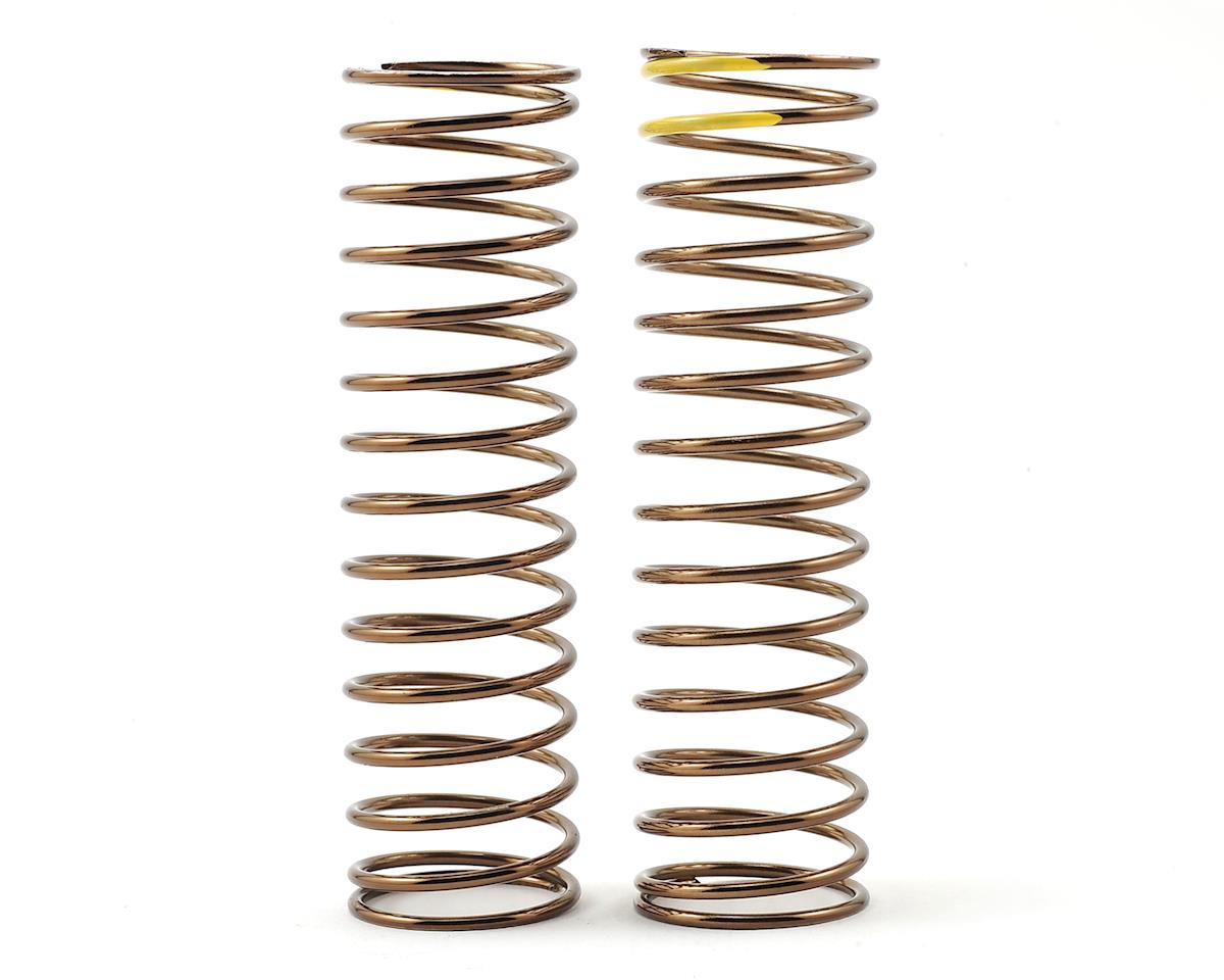 Yellow - 2.59lb//in TKR8772 Tekno RC Low Frequency 85mm Rear Shock Spring Set