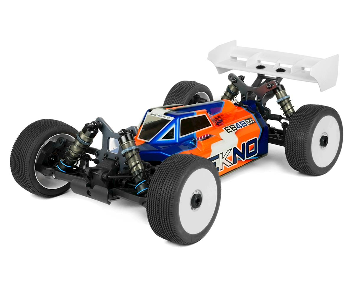 Tekno RC EB48 2.0 4WD Competition 1/8 Electric Buggy Kit | relatedproducts