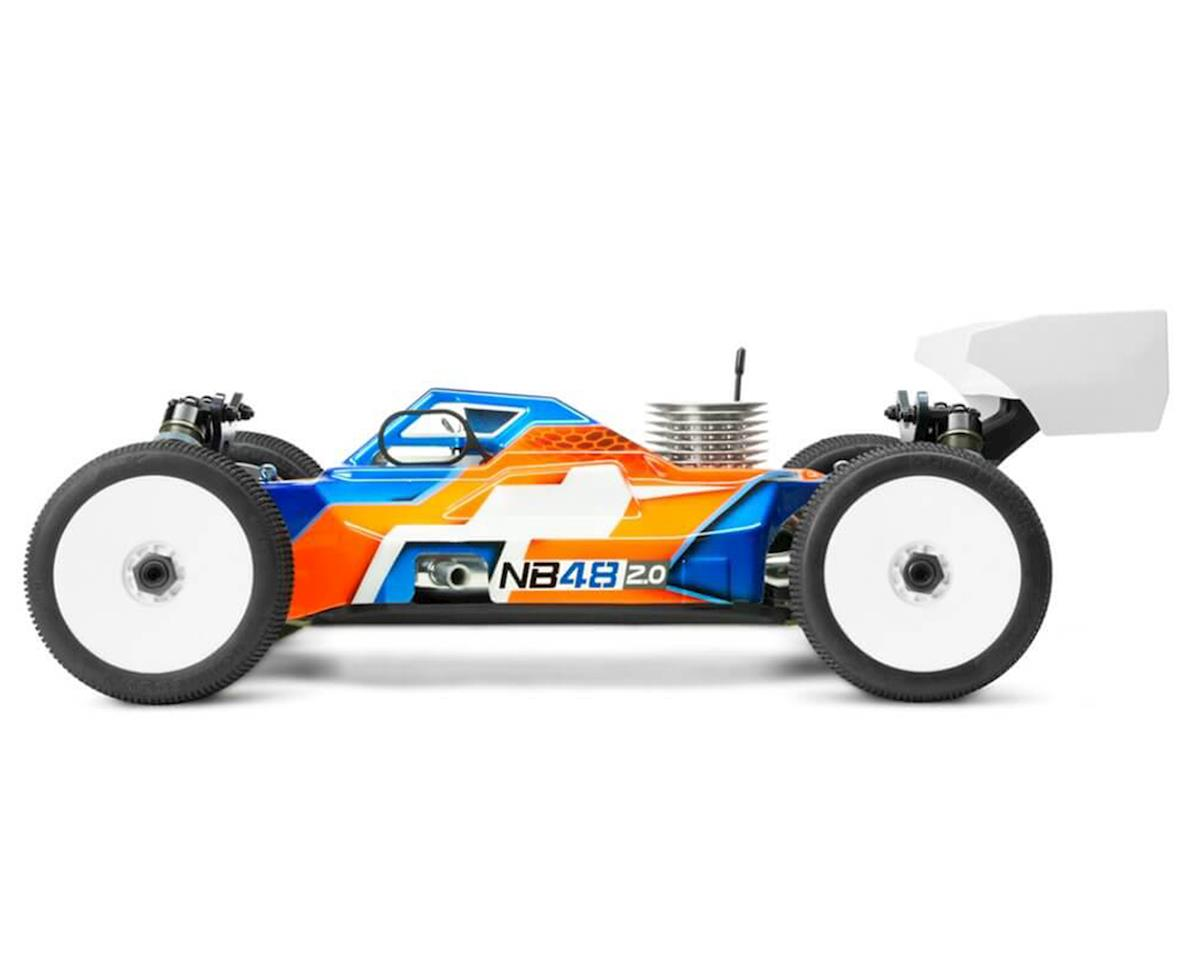 Tekno RC NB48 2.0 1/8 Competition Off-Road Nitro Buggy Kit | relatedproducts