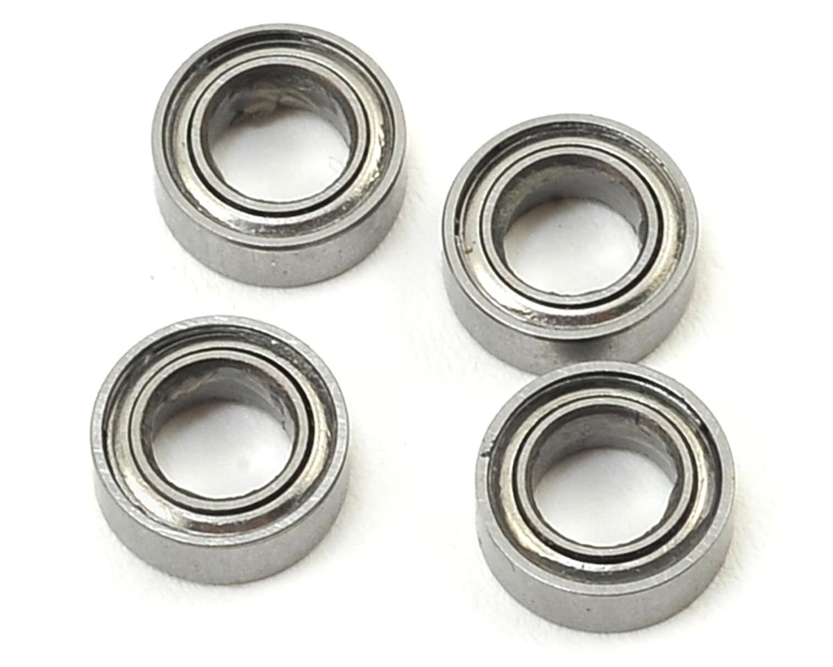 4x7x2.5mm Ball Bearing (4) by Tekno RC