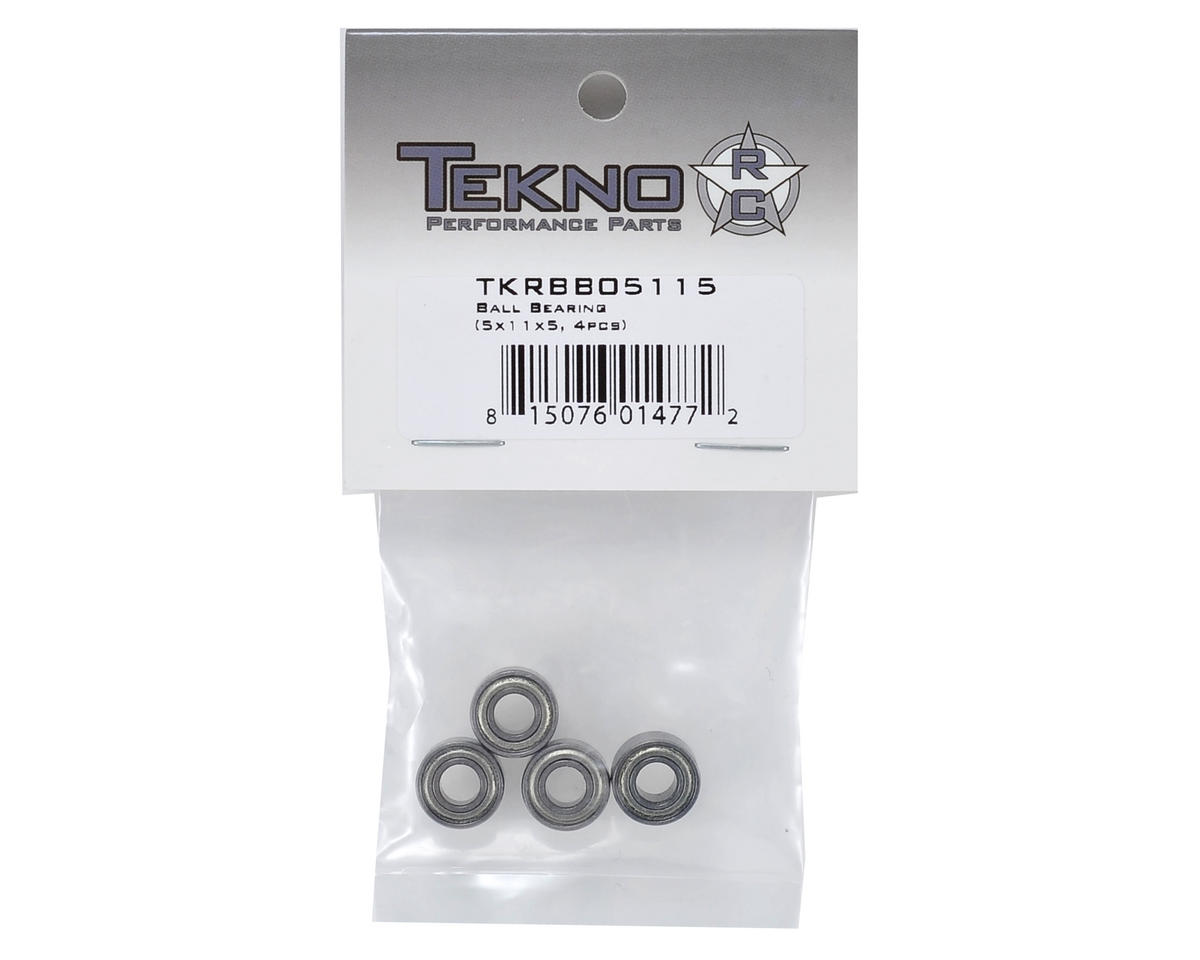 Tekno RC 5x11x5mm Ball Bearing (4)