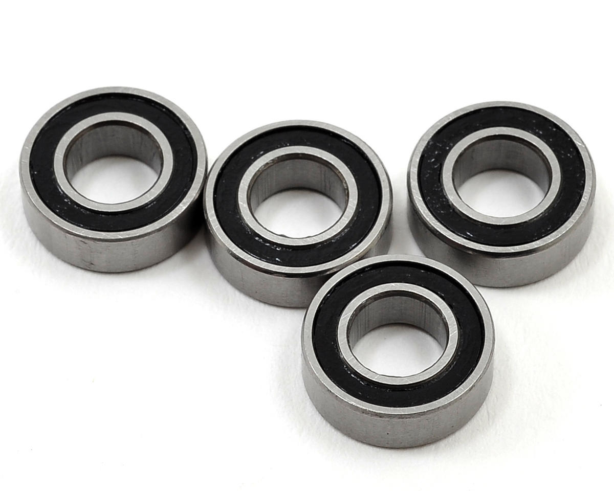 6x12x4mm Ball Bearing (4) by Tekno RC