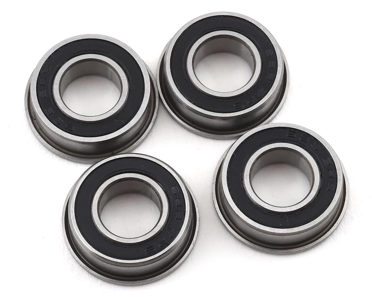 Tekno RC 8x16x5mm Flanged Ball Bearing (4)