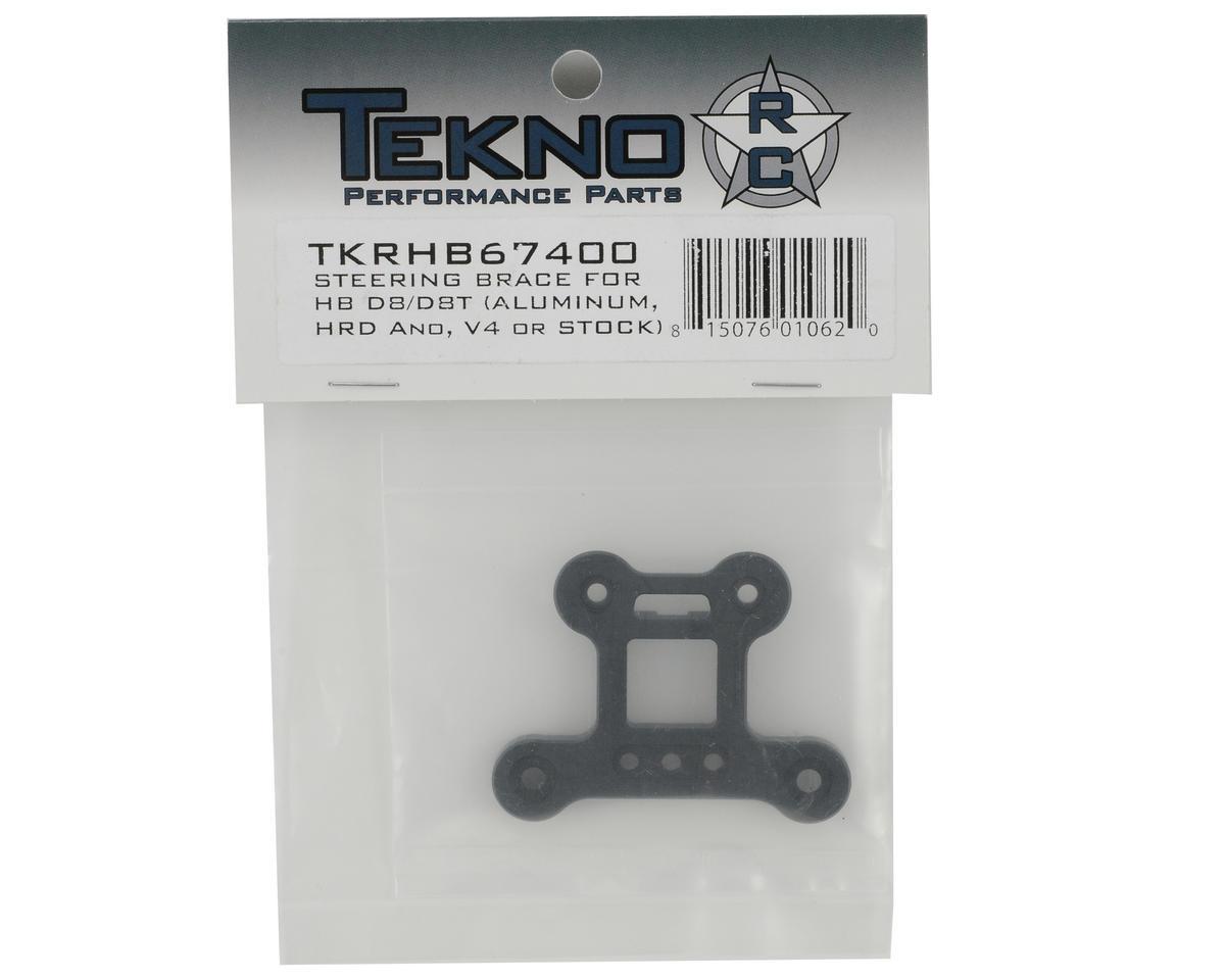 Tekno RC Aluminum Steering Brace (D8/D8T/HHH)