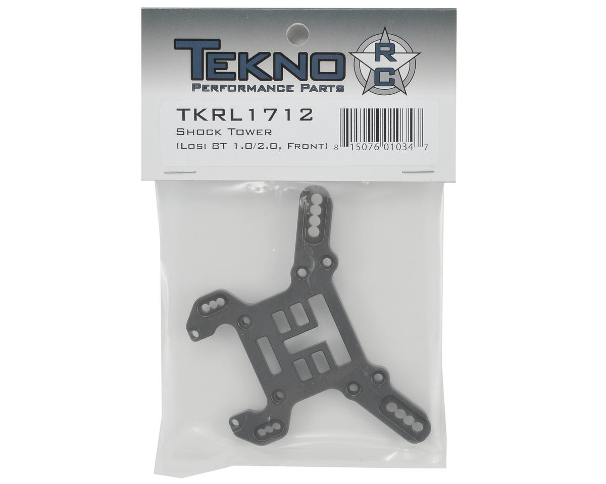Tekno RC 5mm Losi 8T Front Shock Tower (Hard Anodized)
