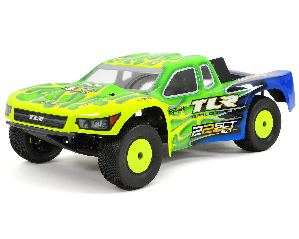 22SCT 2.0 1/10 Scale 2WD Electric Racing Short Course Kit by Team Losi Racing