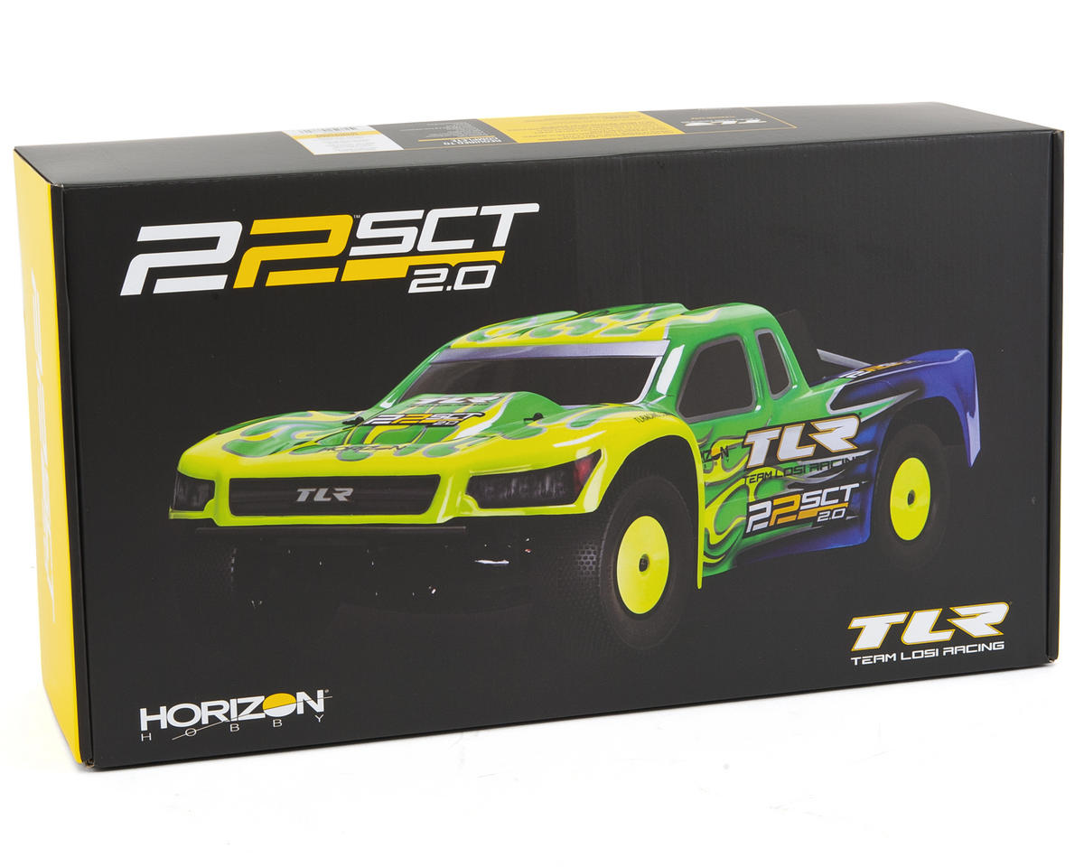 Team Losi Racing 22SCT 2.0 1/10 2WD Electric Racing Short Course Kit