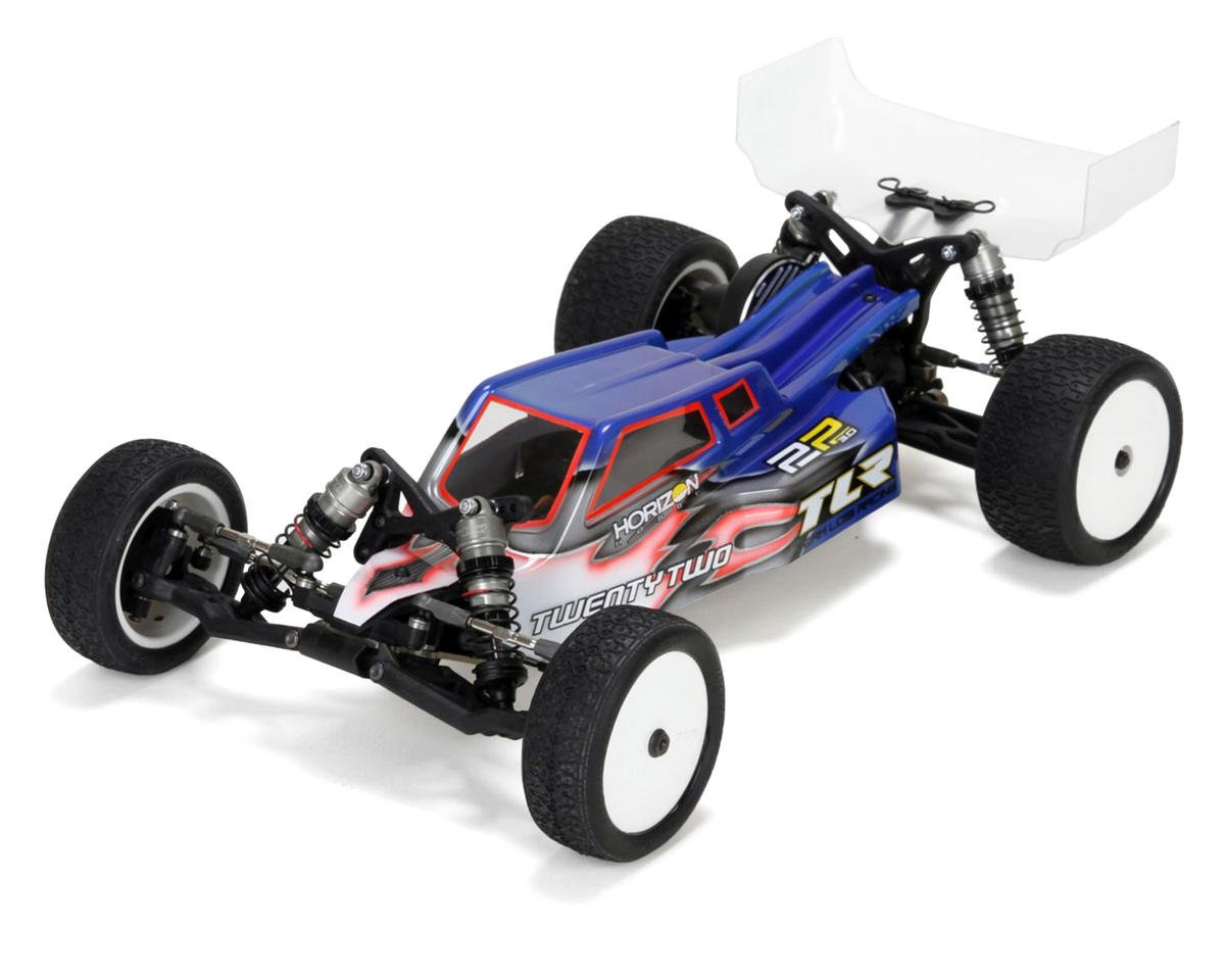 22 3.0 Mid Motor 1/10 2WD Electric Buggy Kit