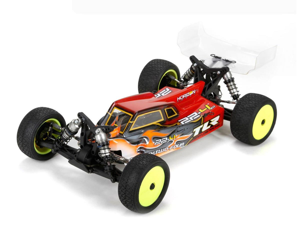 22-4 2.0 1/10 4WD Electric Buggy Kit by Team Losi Racing