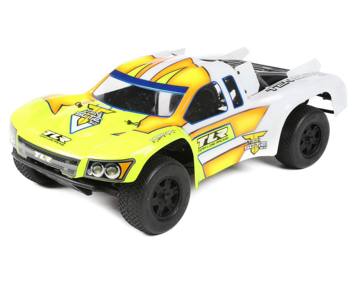 TEN-SCTE 3.0 Race 4WD Short Course Kit
