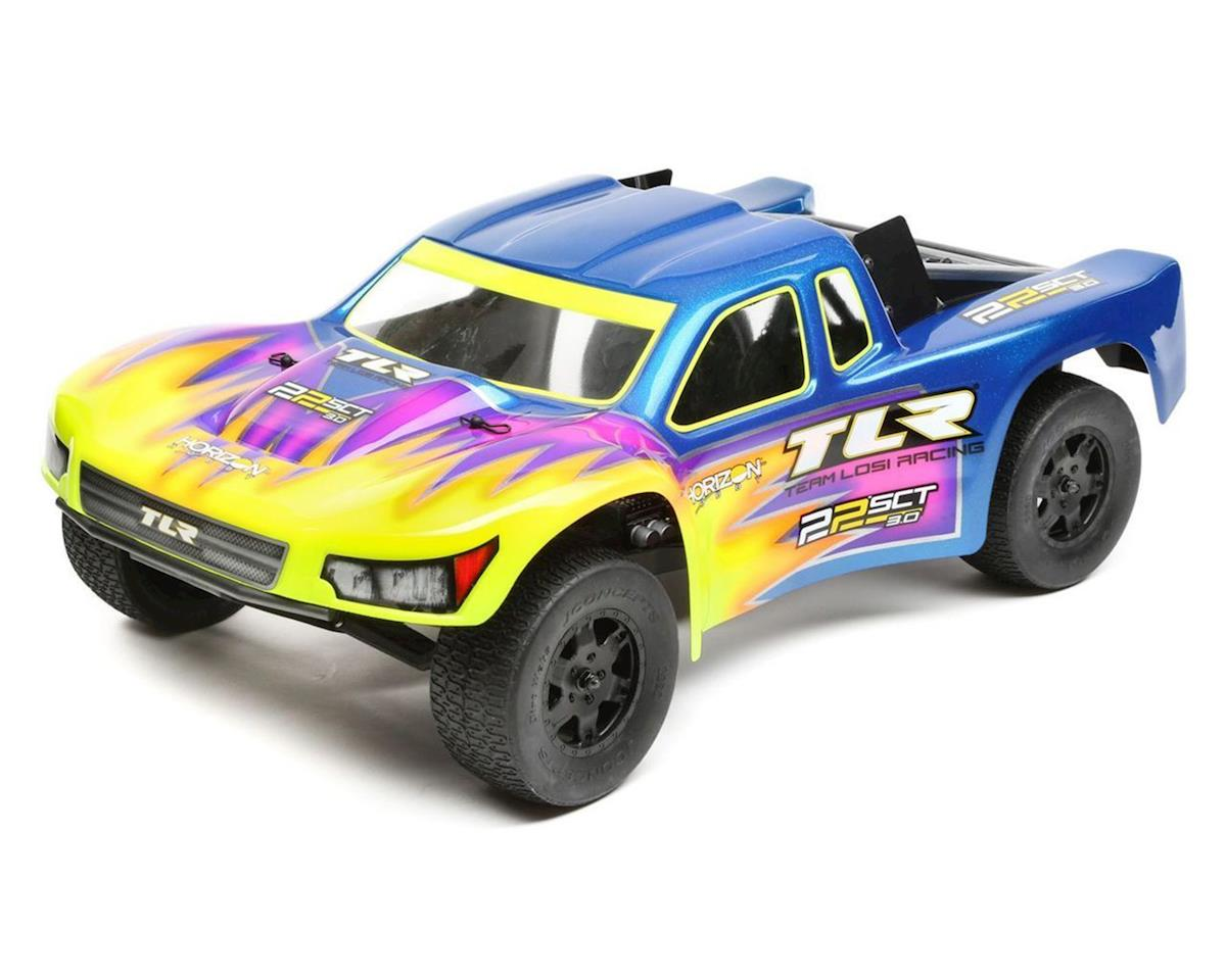 22SCT 3.0 1/10 Scale 2WD Electric Racing Short Course Kit