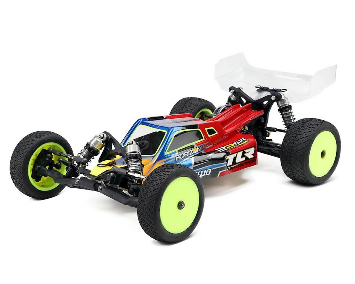 22 3.0 SPEC-Racer 1/10 Mid-Motor 2WD Electric Buggy Kit