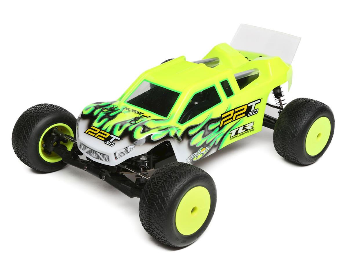 Team Losi Racing 22T 3.0 1/10 2WD Electric Stadium Truck Kit