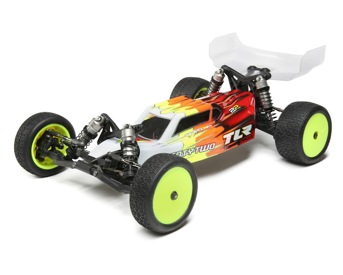 22 4.0 Race 1/10 Mid-Motor 2WD Electric Buggy Kit by Team Losi Racing