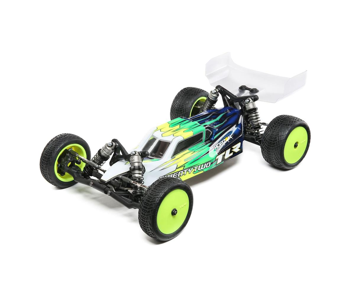 22 4.0 SR SPEC-Racer 1/10 Mid-Motor 2WD Electric Buggy Kit by Team Losi Racing