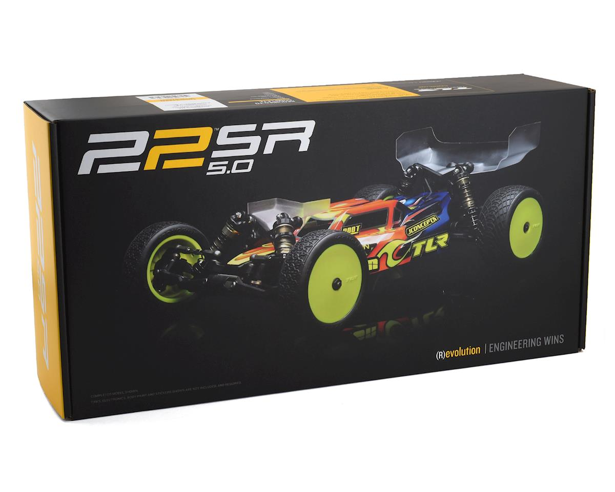 Team Losi Racing 22 5.0 SR Spec Racer 1/10 2WD Electric Buggy Kit (Dirt & Clay)
