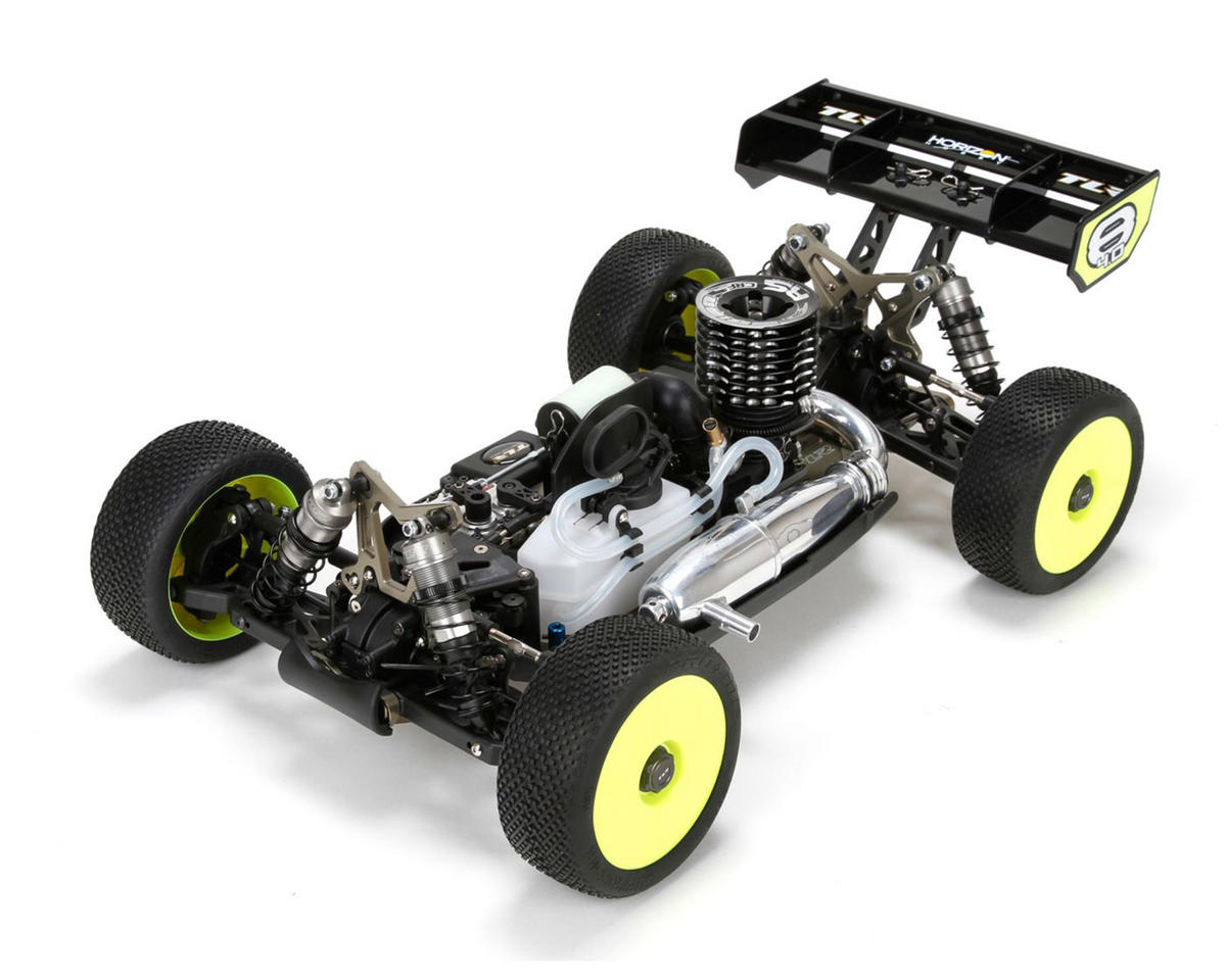 Team Losi Racing 8IGHT 4.0 1/8 4WD Nitro Buggy Kit