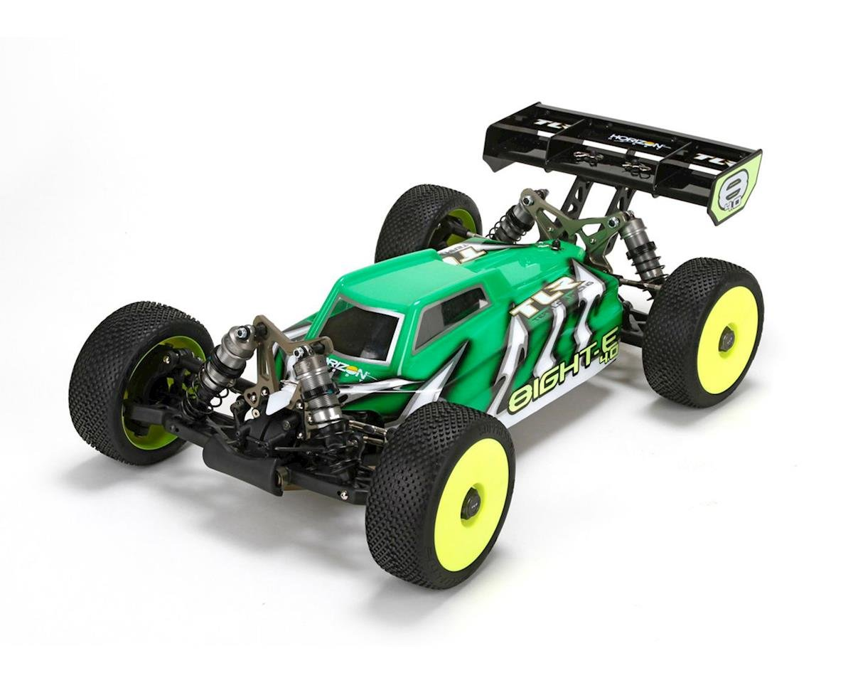 8IGHT-E 4.0 1/8 Electric Buggy Kit by Team Losi Racing