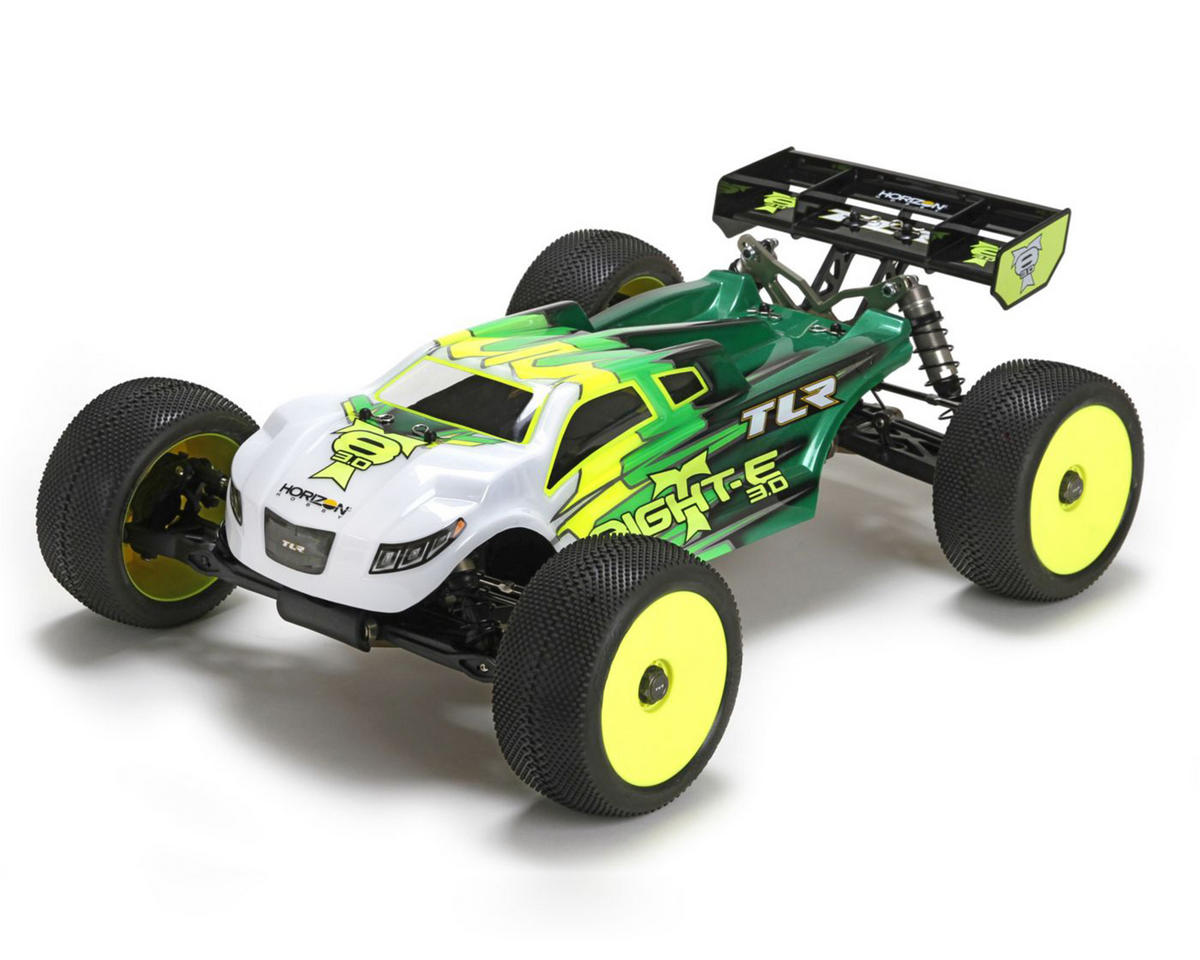 8IGHT-T E 3.0 1/8 Electric 4WD Off-Road Truggy Kit by Team Losi Racing