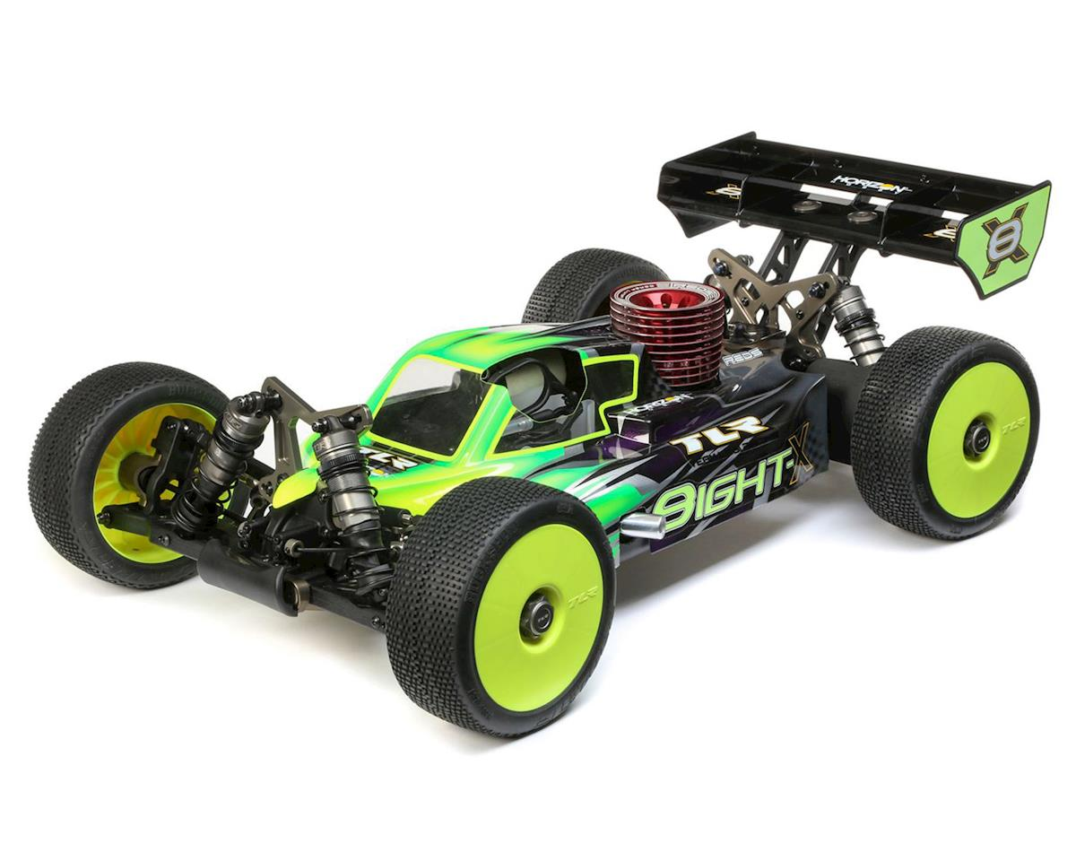8IGHT-X 1/8 4WD Competition Nitro Buggy Kit by Team Losi Racing