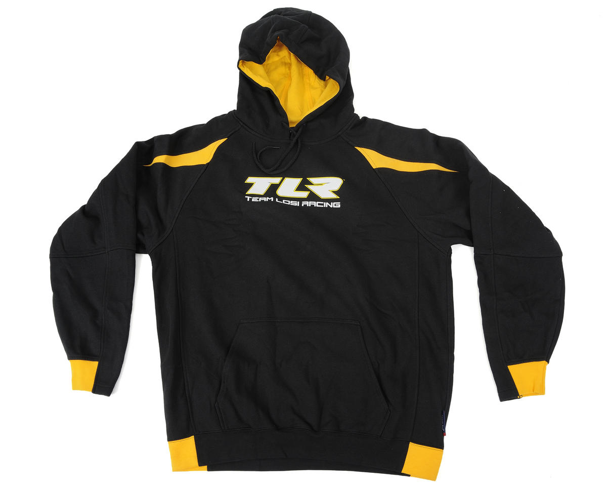 "Team Losi Racing ""TLR"" Hoodie (Black)"