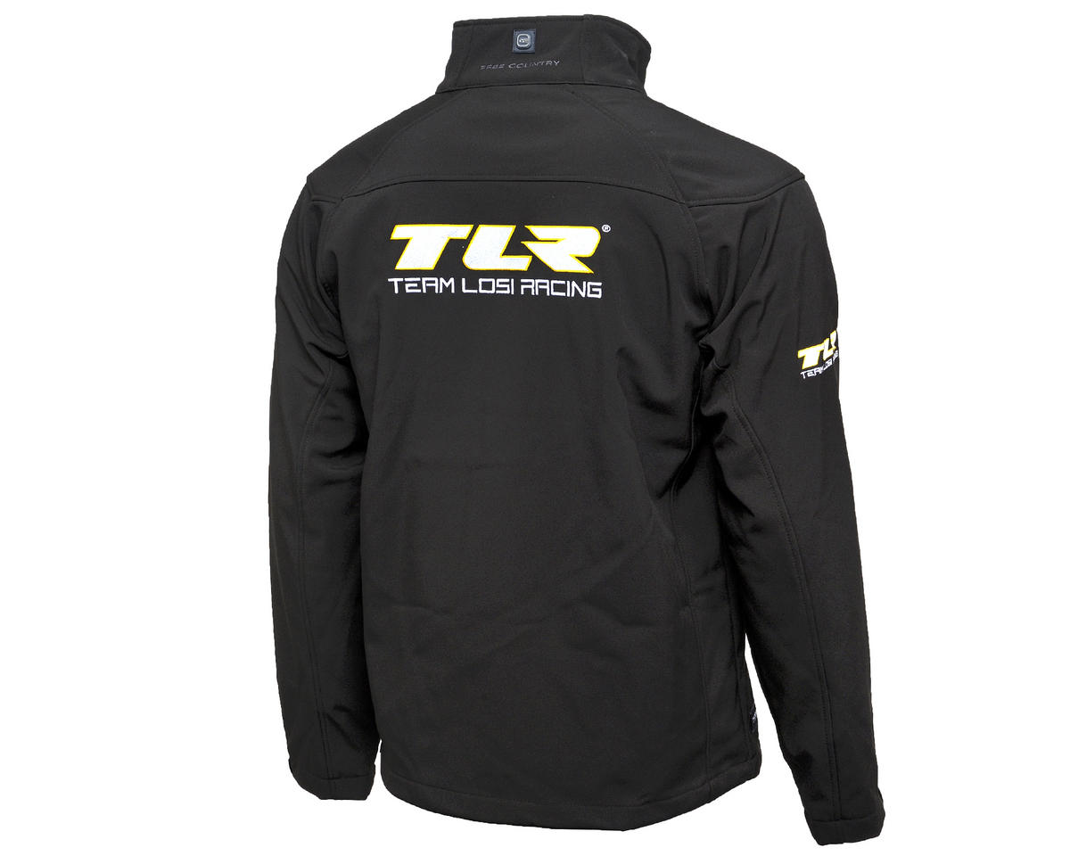 TLR Soft Shell Jacket (L) by Team Losi Racing