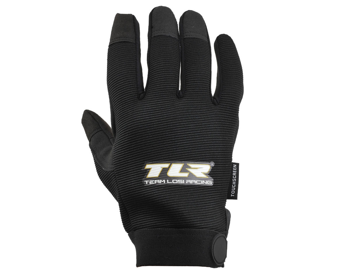Touchscreen Pit/Marshal Gloves by Team Losi Racing
