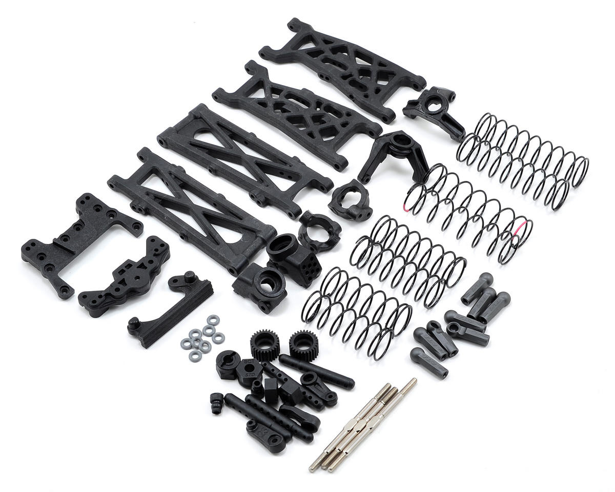 Team Losi Racing Support Kit on toy trucks parts