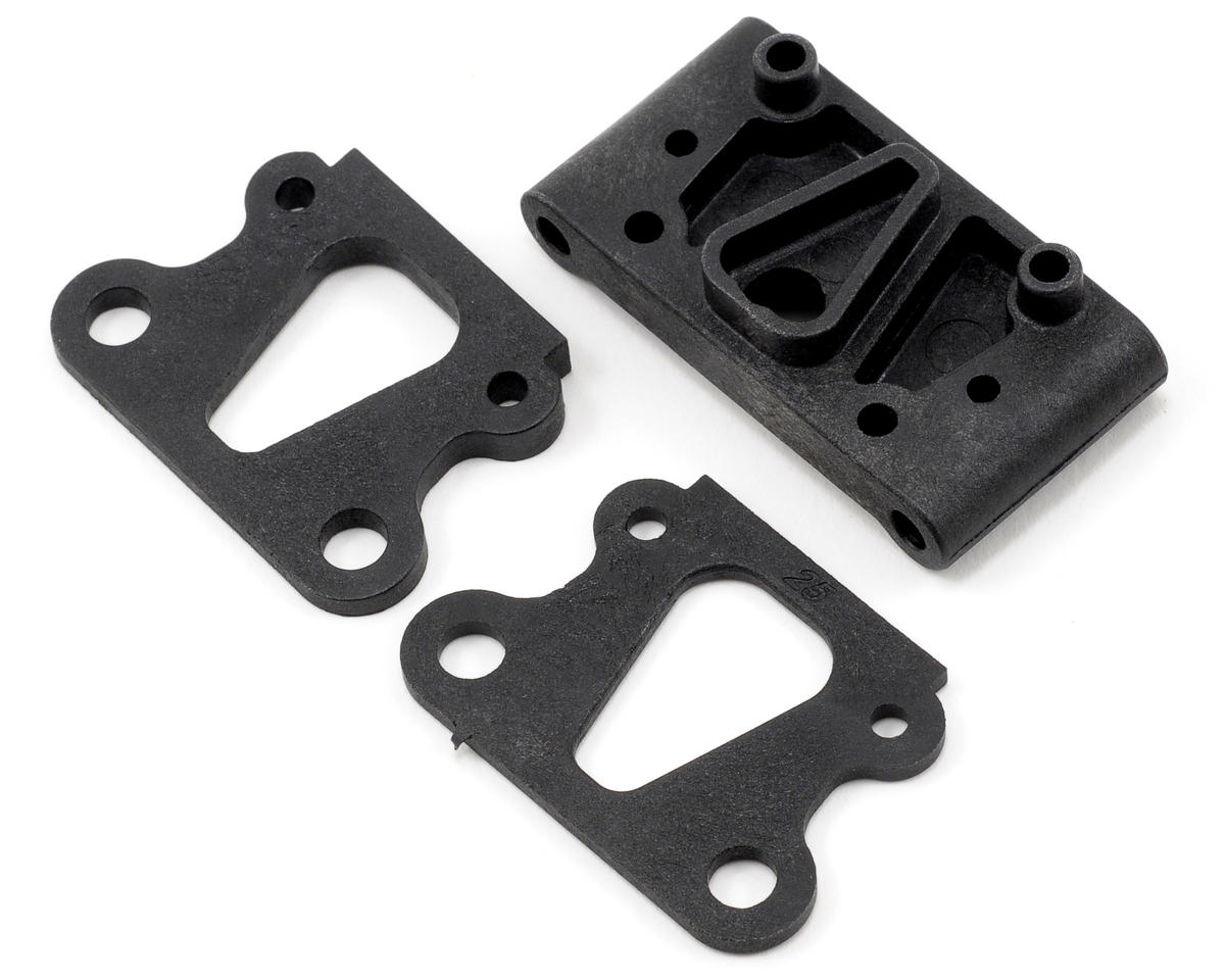Team Losi Racing Front Pivot & Kick Shim Set (TLR 22)