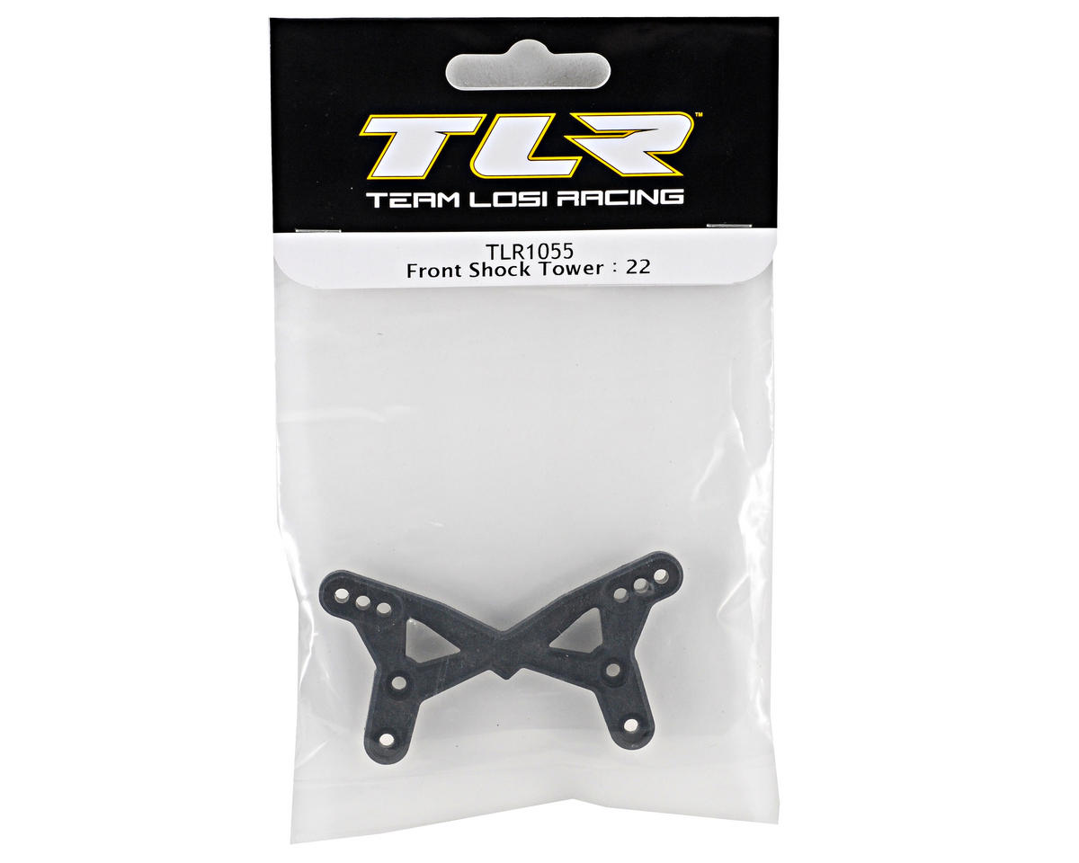 Team Losi Racing Front Shock Tower (TLR 22)