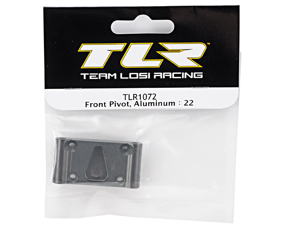 Team Losi Racing Aluminum Front Pivot (TLR 22)