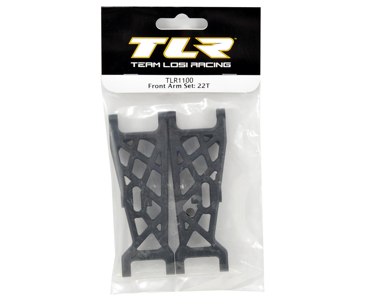 Team Losi Racing Front Arm Set (2)
