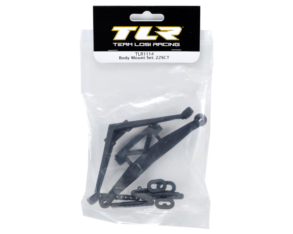 Body Mount Set by Team Losi Racing