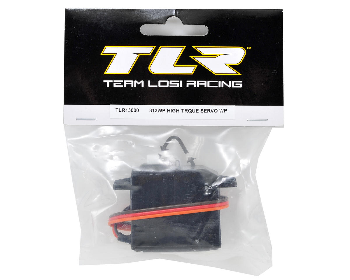 Team Losi Racing 313WP High Torque Waterproof Servo