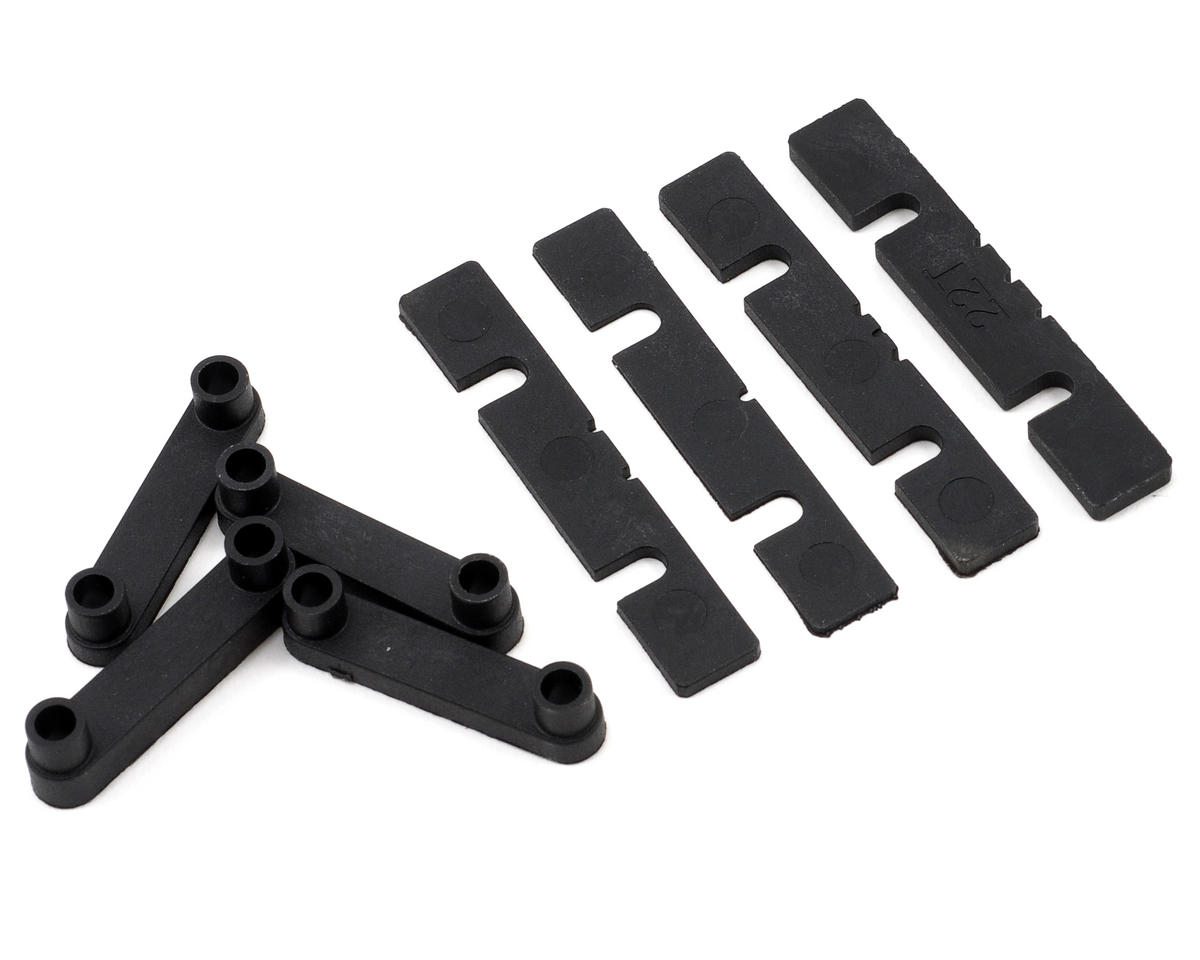 Team Losi Racing Low Roll Center Anti-Squat Tuning Set (TLR 22)