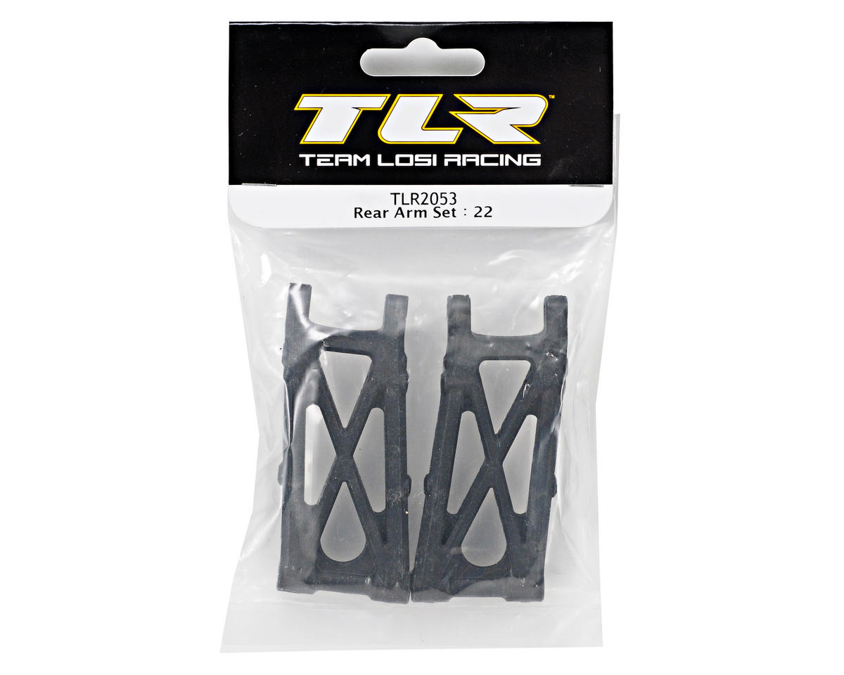 Team Losi Racing Rear Arm Set (TLR 22)