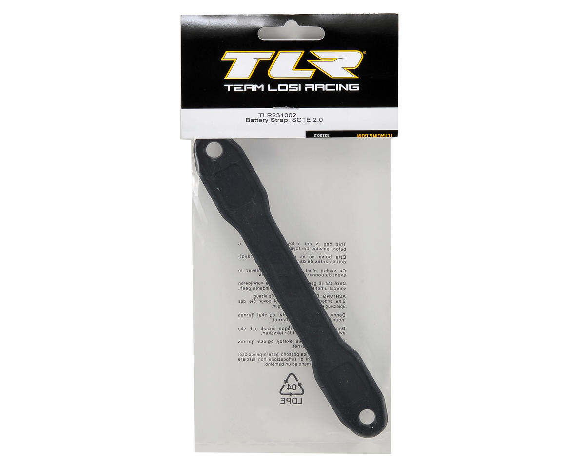 Battery Strap by Team Losi Racing