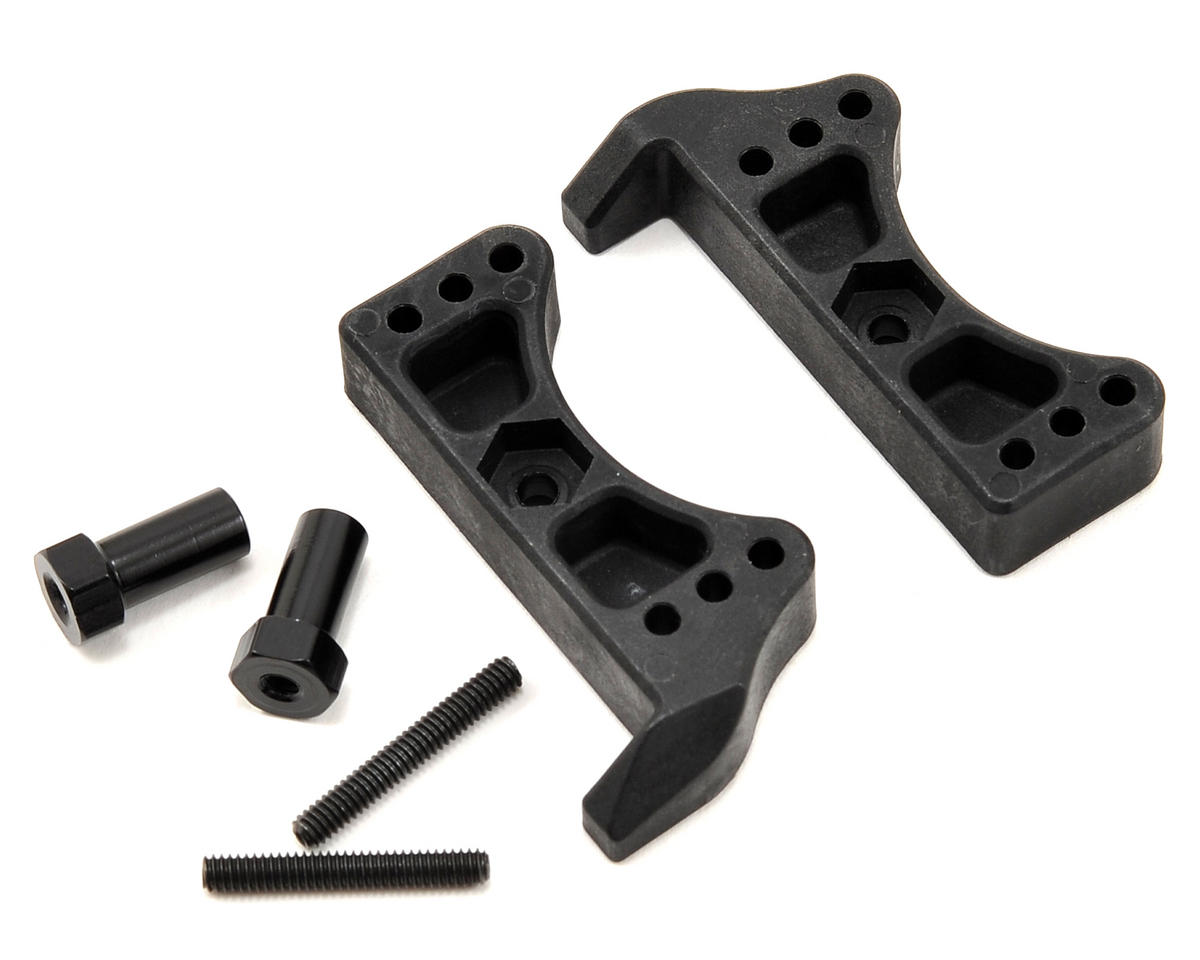Team Losi Racing Battery Stop Set w/Posts (2)