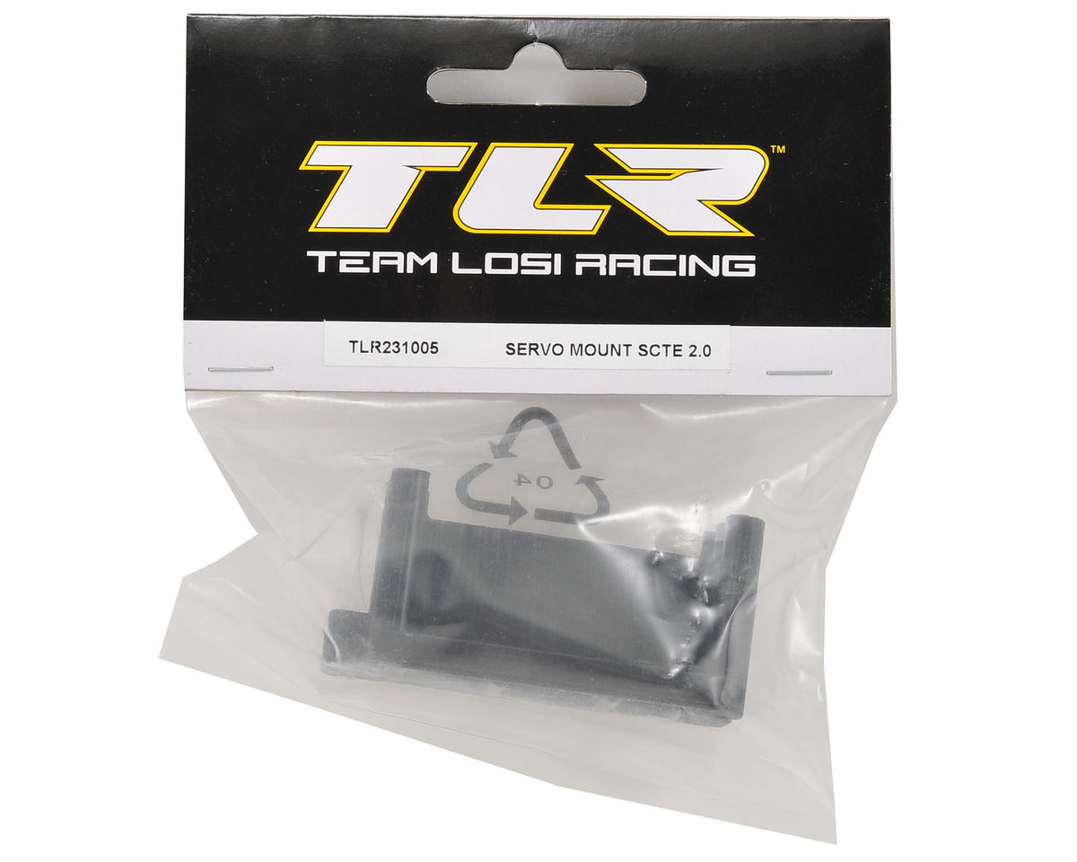 Team Losi Racing Servo Mount
