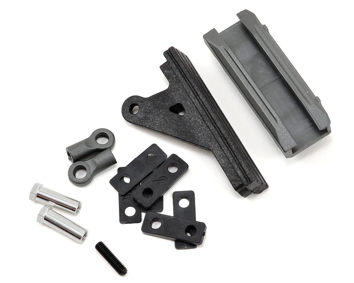 22 2.0 Steering Rack & Housing Set w/Hardware by Team Losi Racing