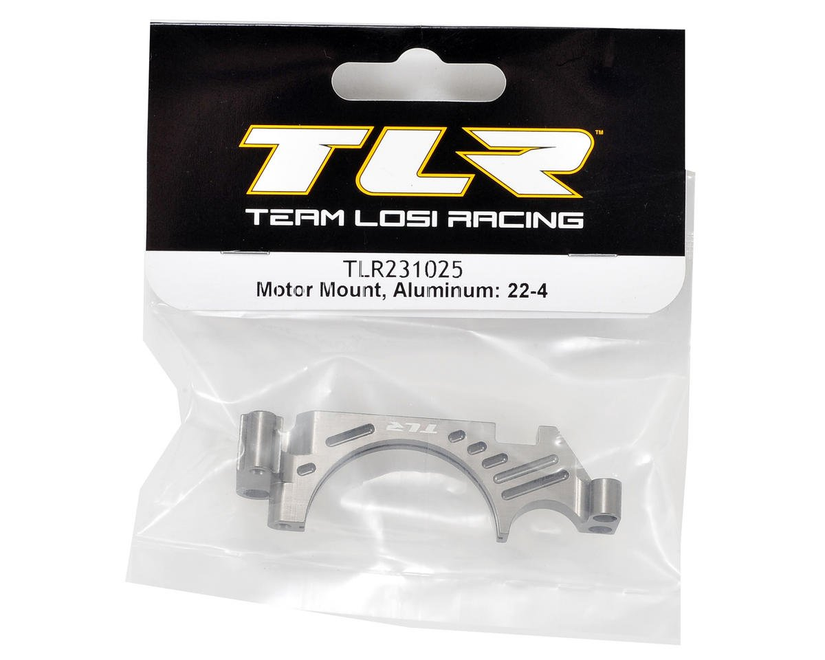 Team Losi Racing 22-4 Aluminum Motor Mount
