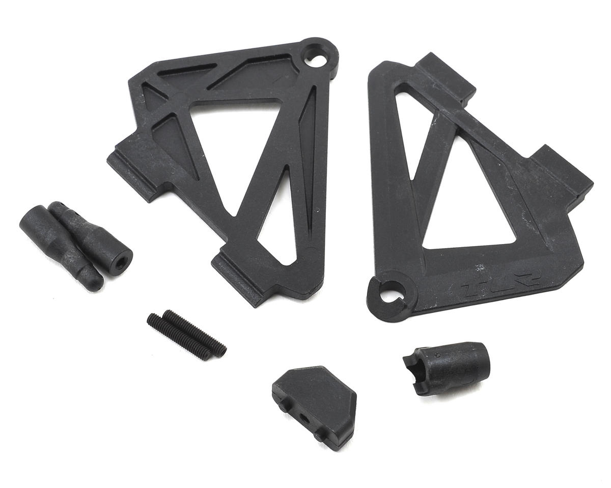 22-4 2.0 Battery Mount Set by Team Losi Racing