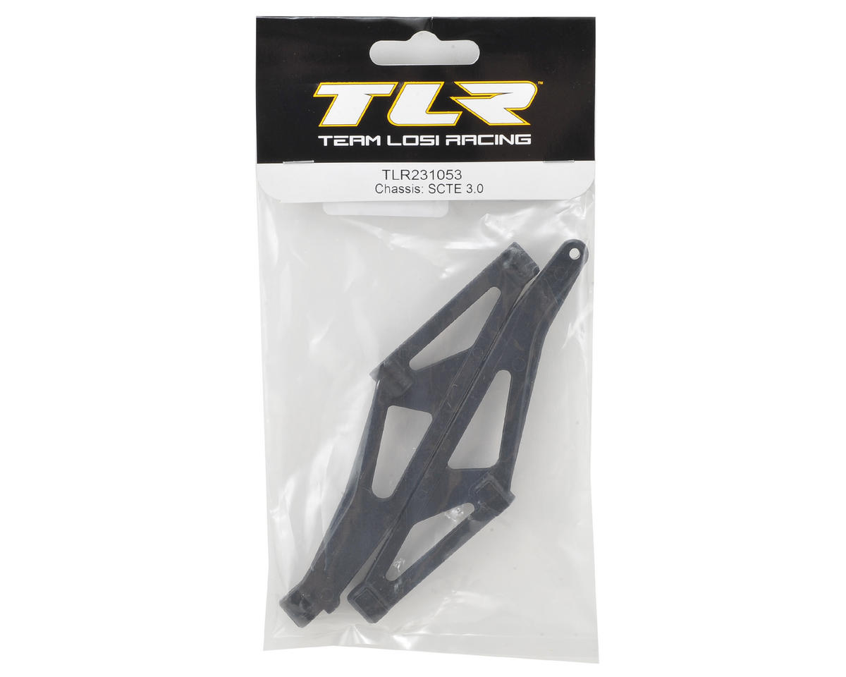 Team Losi Racing TEN-SCTE 3.0 Chassis Brace Set