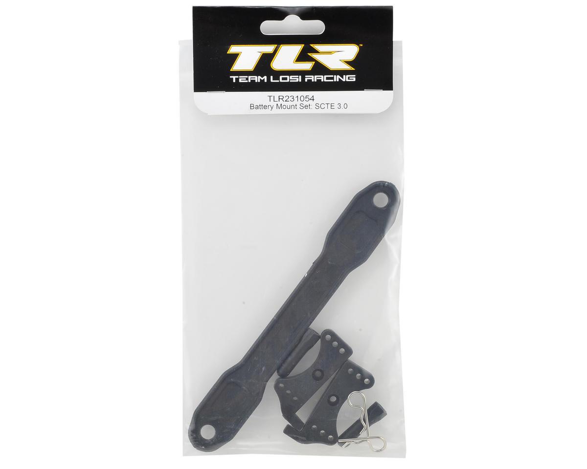 Losi TLR231054 TLR Ten-Scte 3.0 Battery Mount Set