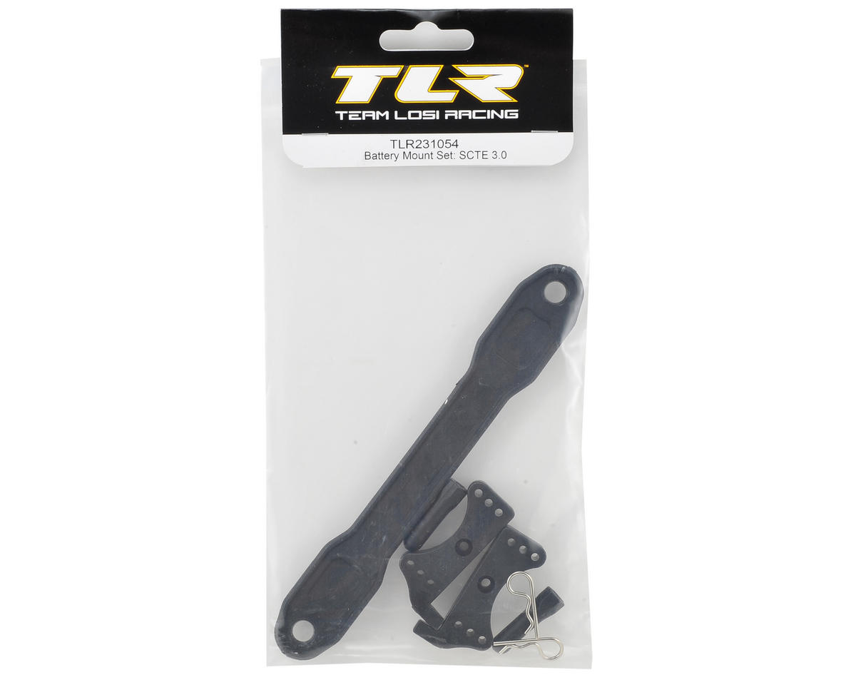 Team Losi Racing TEN-SCTE 3.0 Battery Mount Set