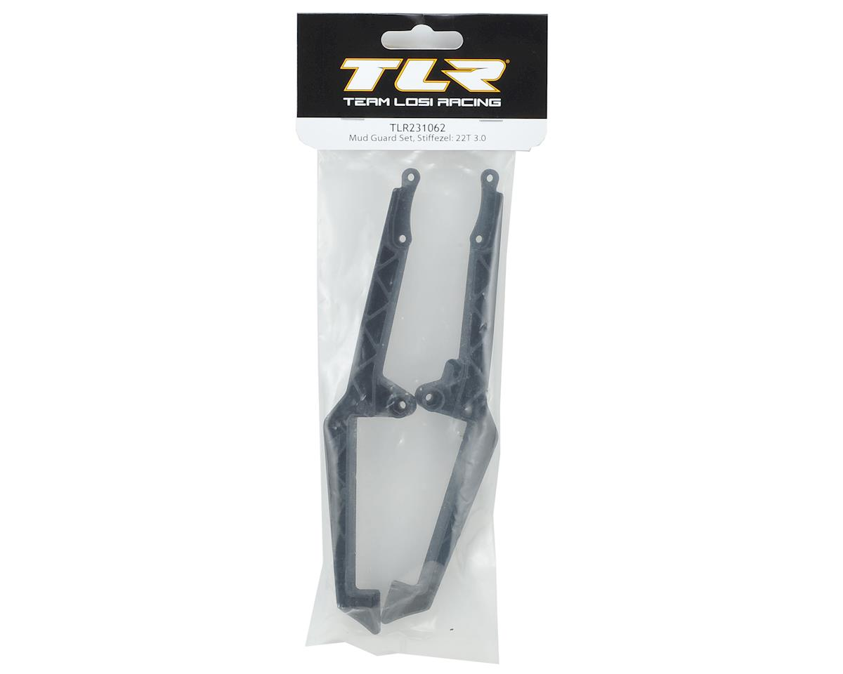 Team Losi Racing 22T 3.0 Side Mud Guard Set