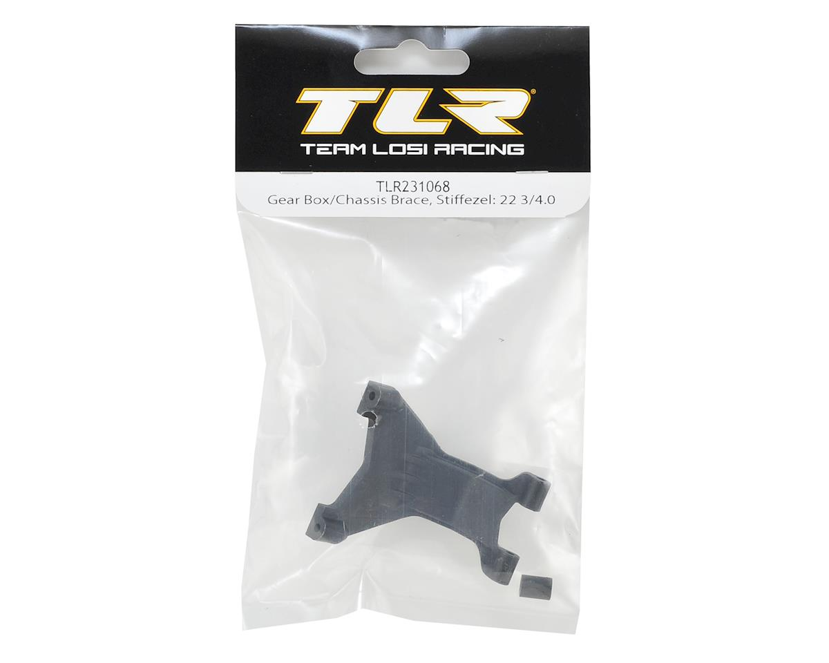 Team Losi Racing 22 4.0 Stiffezel Chassis Brace