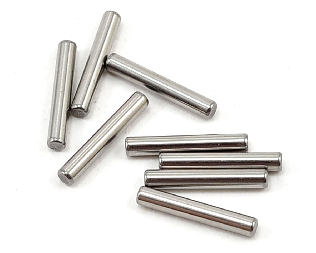Solid Drive Pin Set (8) by Team Losi Racing