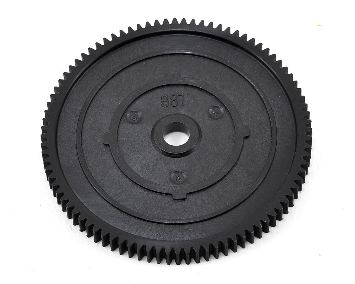 Team Losi Racing 48P Spur Gear (Made with Kevlar) (88T)
